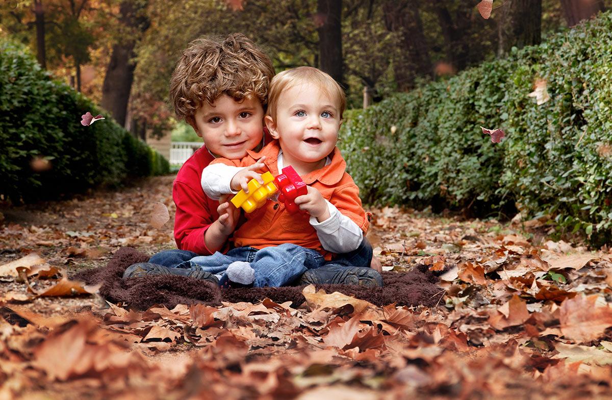 sesión fotográfica otoño